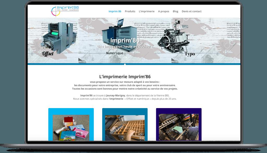 Creation site internet Malice Conseil